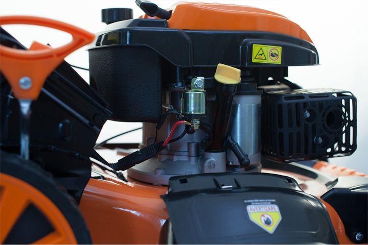 Maşină de tuns gazon<span> RURIS RX19