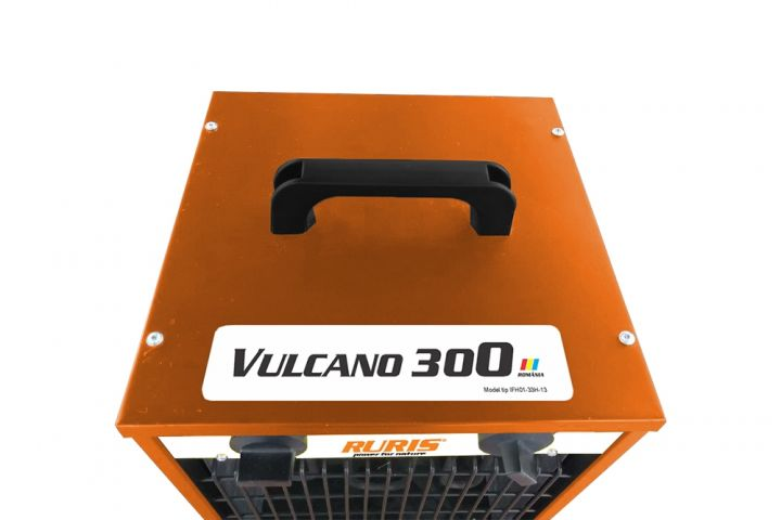 Aerotermă electrică<span> VULCANO 300