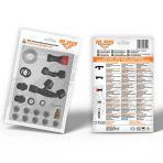 Kit universal pulverizator