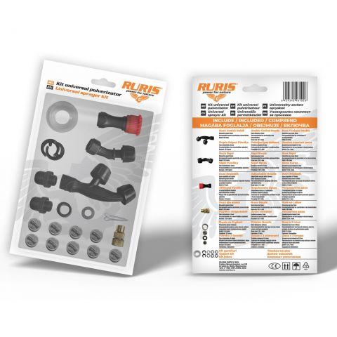 Kit universal pulverizator<span>