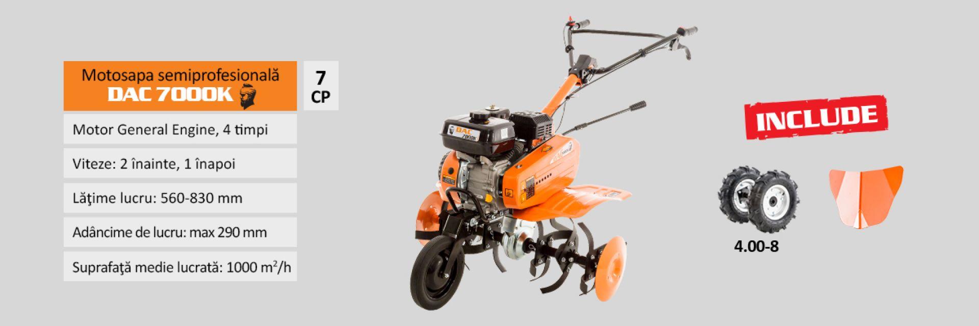 Motosapa DAC 7000K