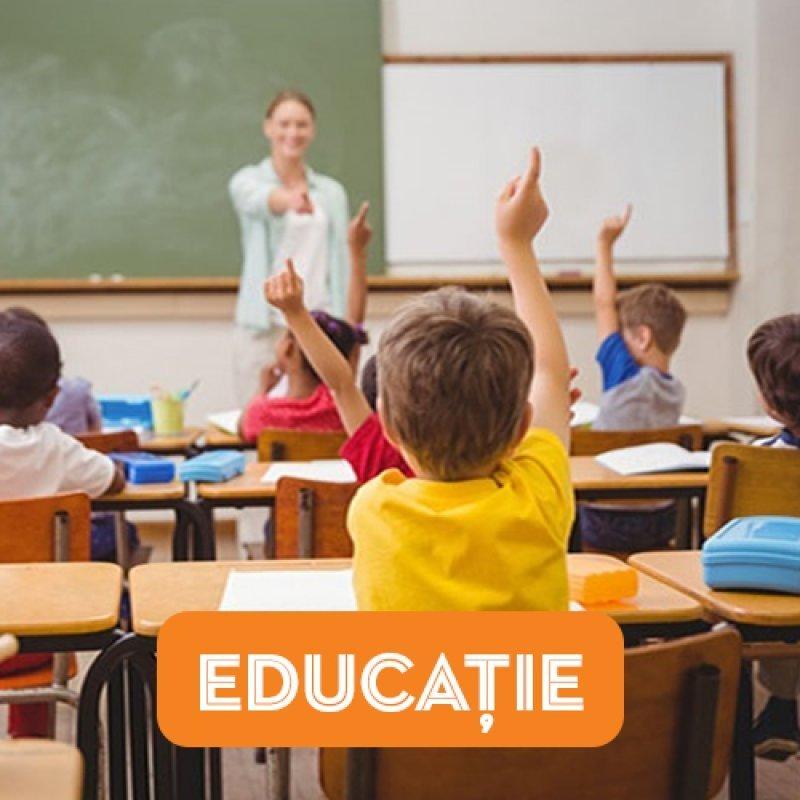 RURIS sustine educatia, sustine viitorul romanesc - 2018