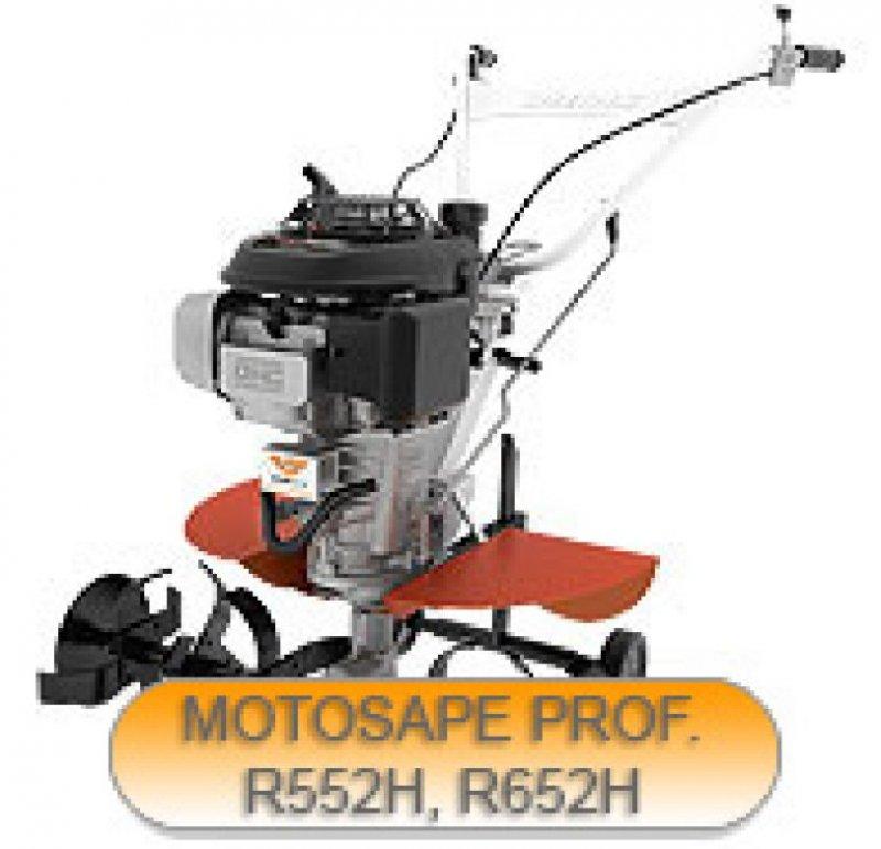 Motosape R552H, R652H