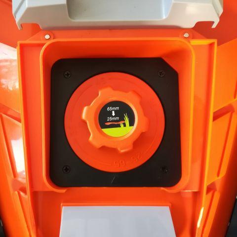 Robot de tuns gazon<span> RURIS RXR1500
