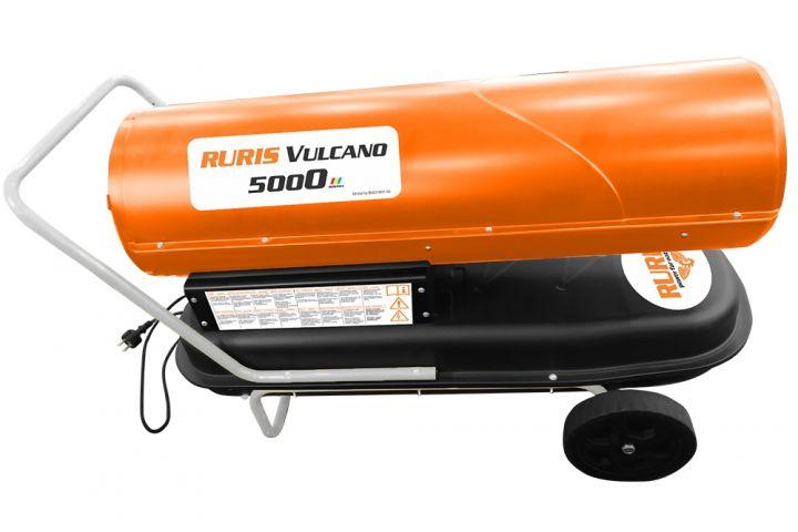 Tun de aer cald cu ardere directă<span> VULCANO 5000
