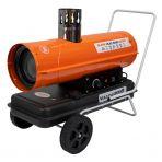 Tun de aer cald cu ardere indirectă VULCANO 8000